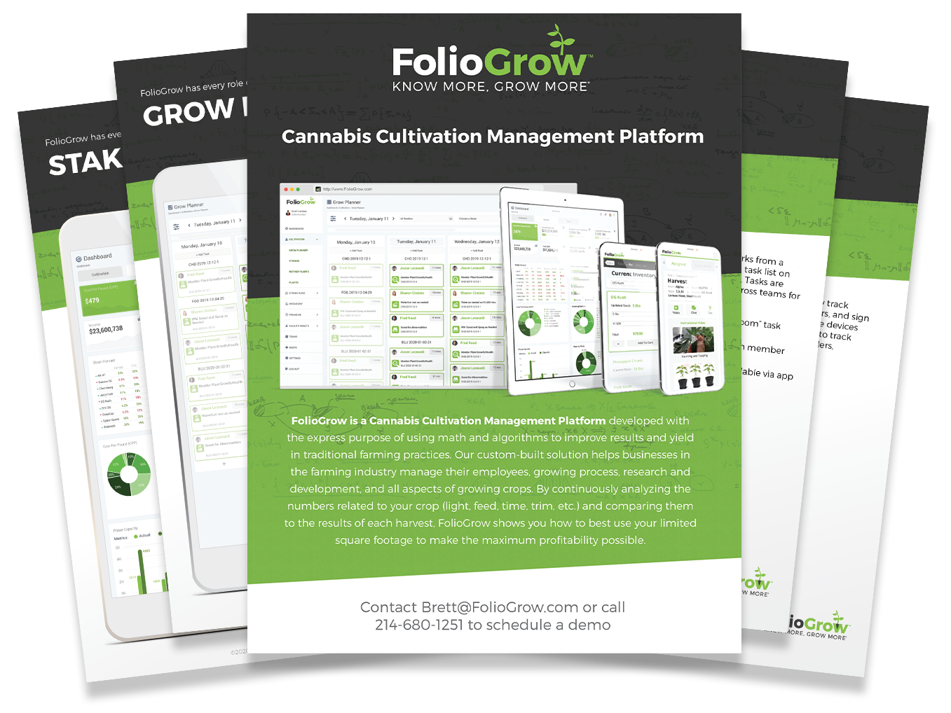 cannabis cultivation software overview